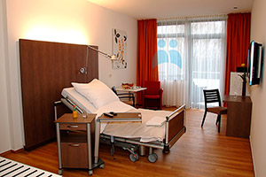 ������� �� ������� � ��������� � German Hospital Partners